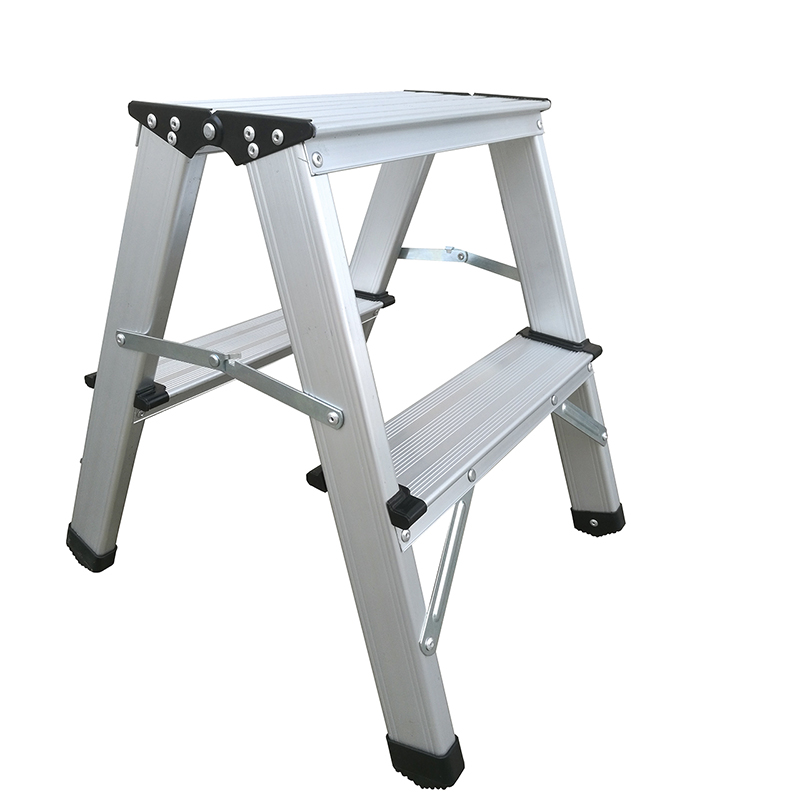 LB402-LB405 Lightweight aluminium  step stool  150kgs 3-5 steps
